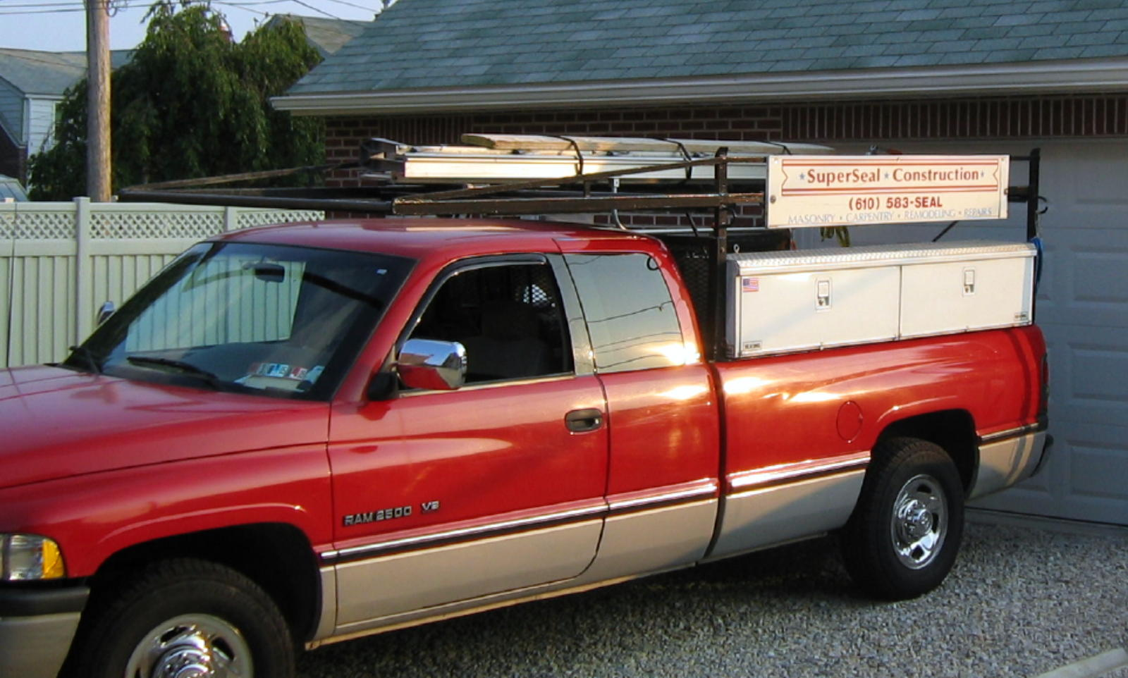 Ladder Rack Vehicles Contractor Talk System One Dealers In Pa Racks For