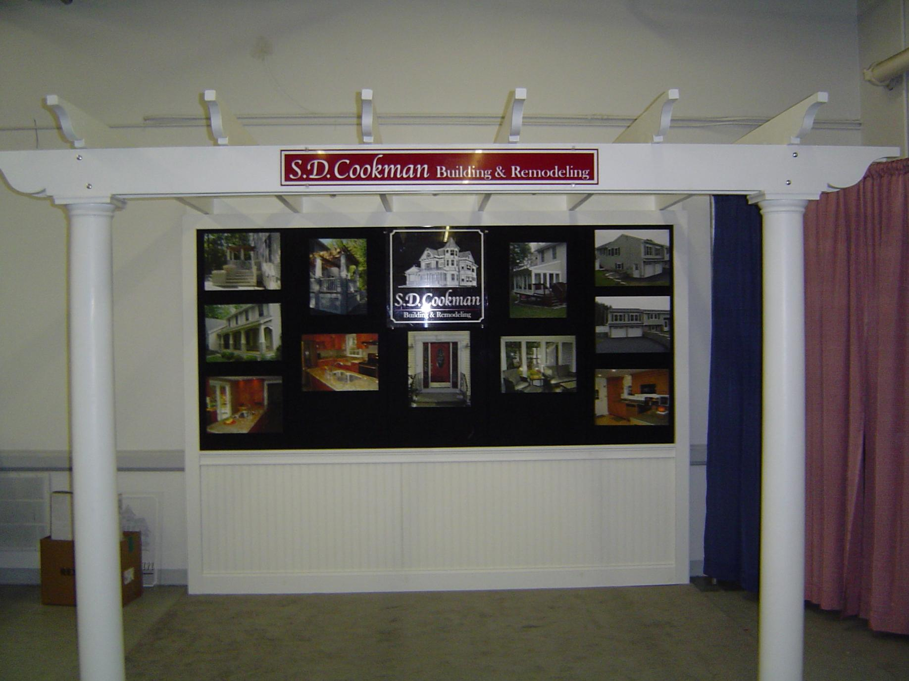 Need Trade/home Show Booth Design Ideas/furniture