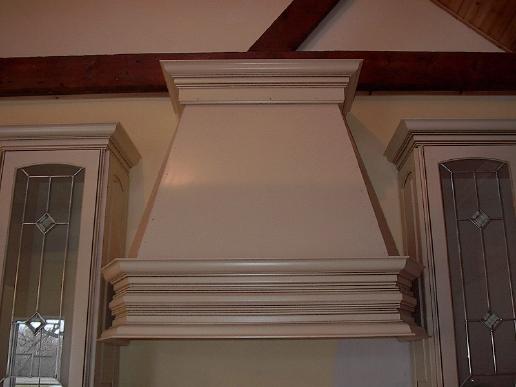 Custom Range Hoods ~ Custom range hood help finish carpentry contractor talk