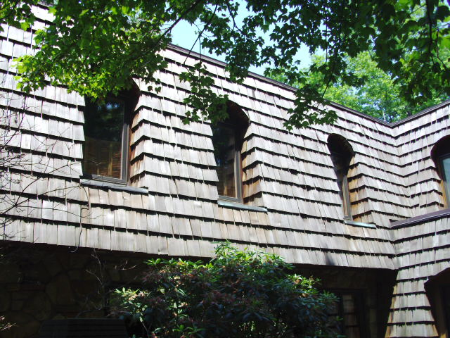 Cedar Shake Mansard Amp Roof Painting Amp Finish Work