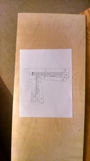 Stair Stringer Routing Template - Tools & Equipment - Contractor Talk