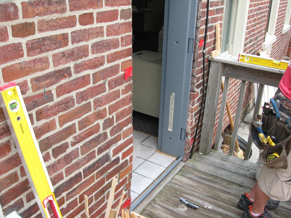 Punch And Dimple Door : Steel craft doors windows siding and contractor