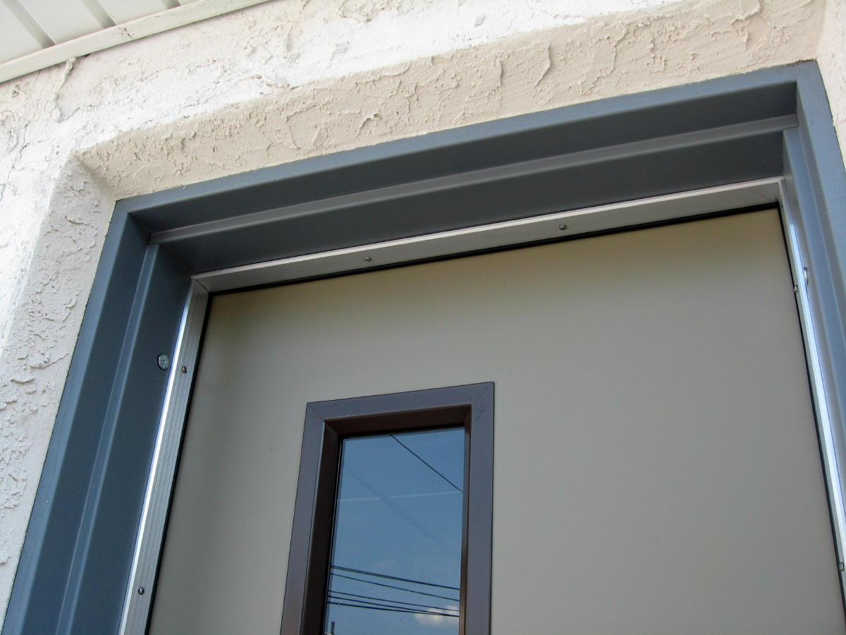 houtman- How can I install a metal door in an exsisting block wall?-houtman- & How Can I Install A Metal Door In An Exsisting Block Wall ...