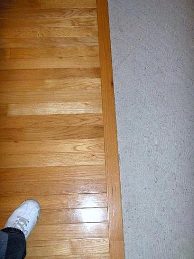 how To Transition From Carpet Wood Flooring 28