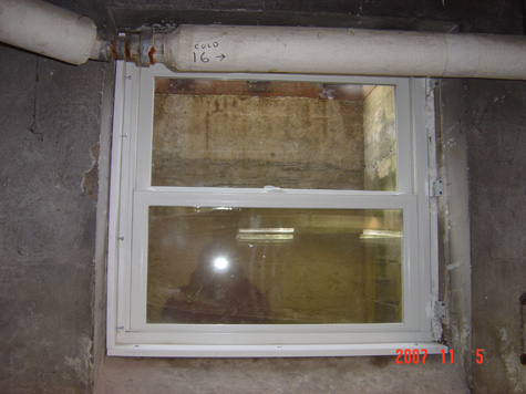 new basement windows installed without screws page 2 general