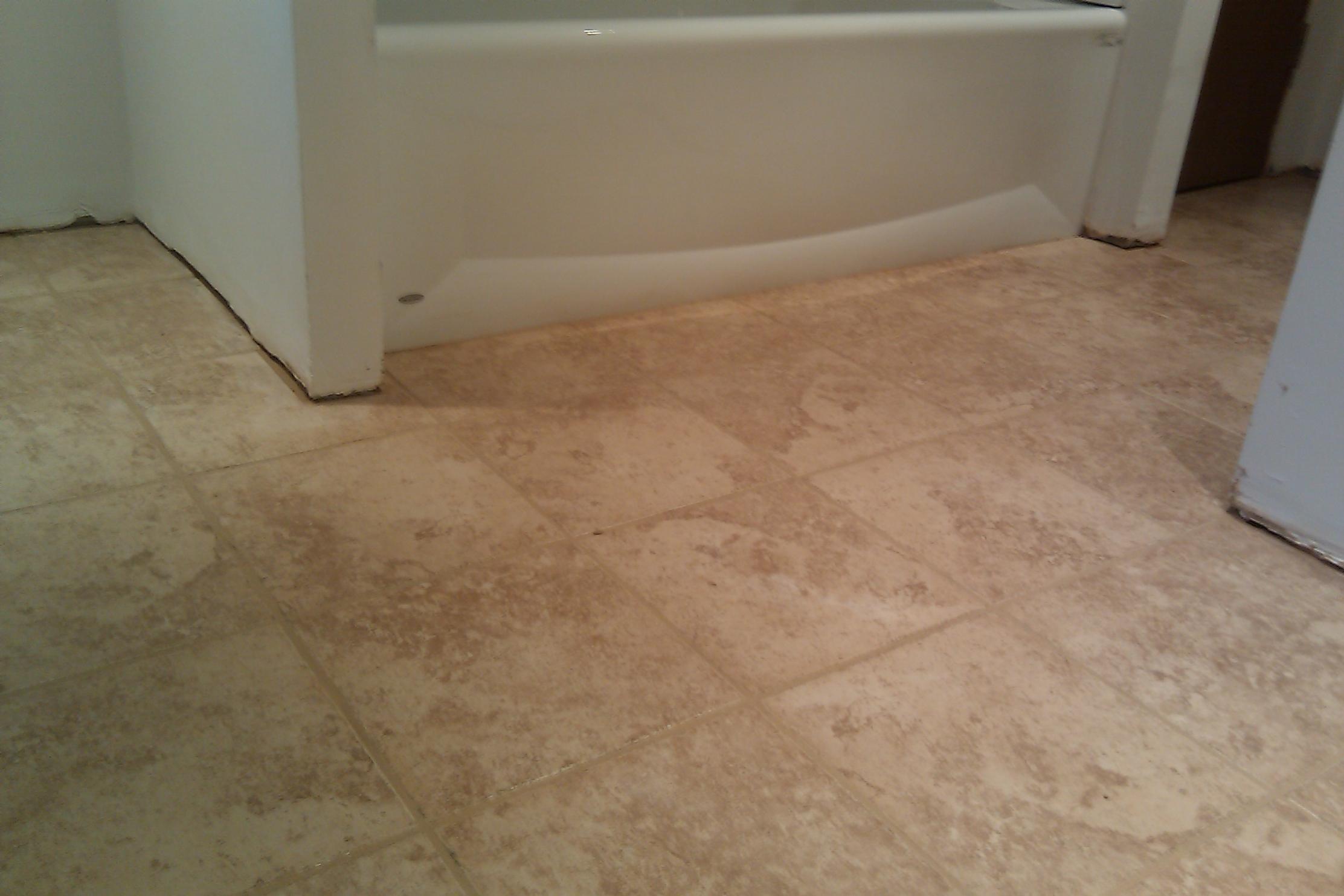 Bathroom Tile Jobs : Feedback on st bathroom tile job tiling contractor talk