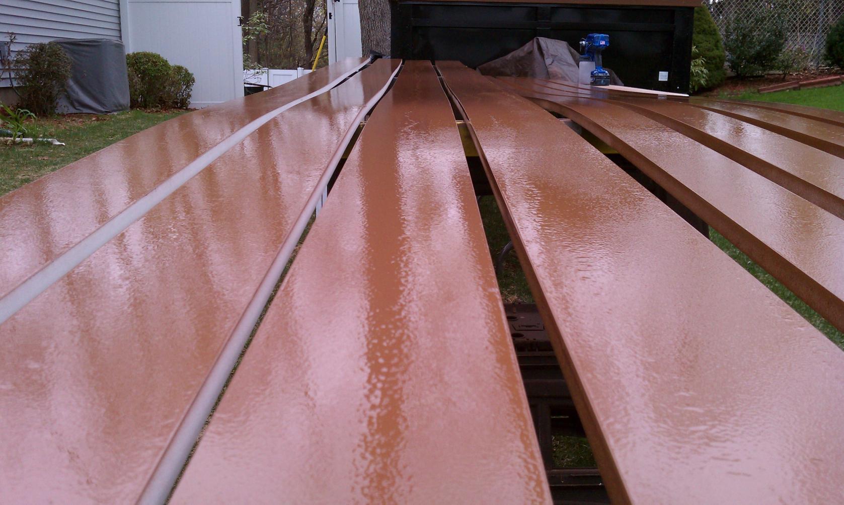 painting pvc trim decks fencing contractor talk