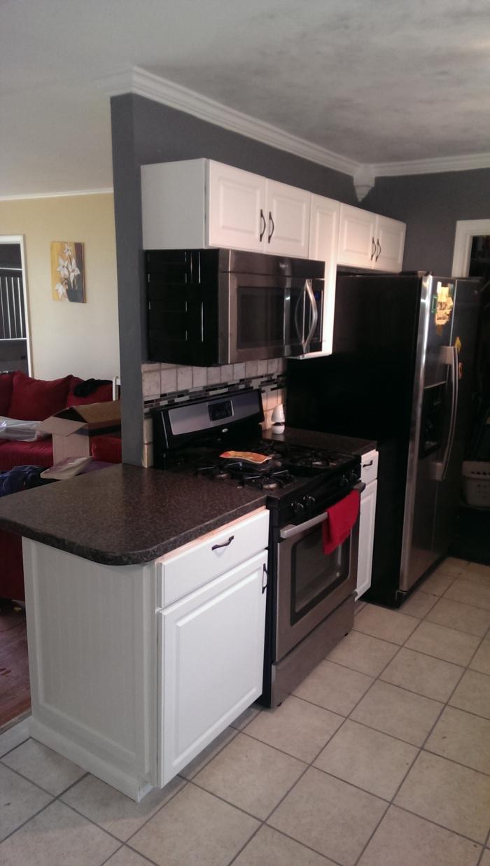 kitchen remodel older 50 39 s model home in tulsa
