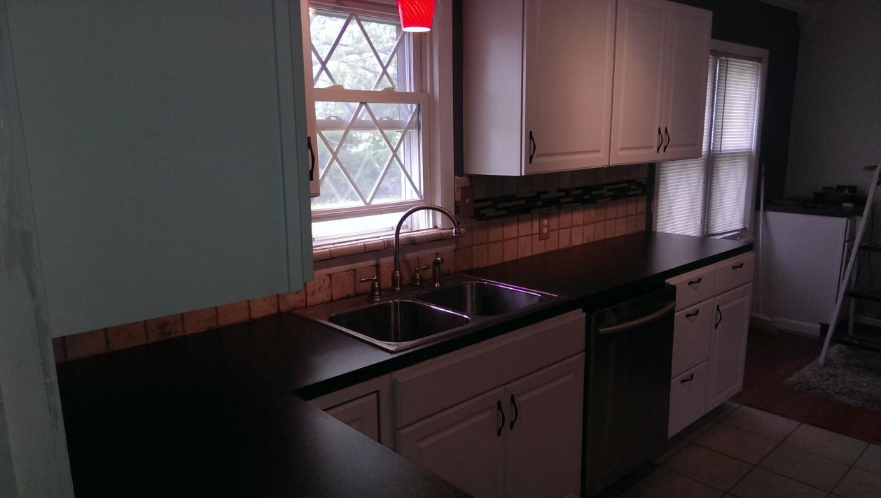 Kitchen Remodel Older 50 S Model Home In Tulsa