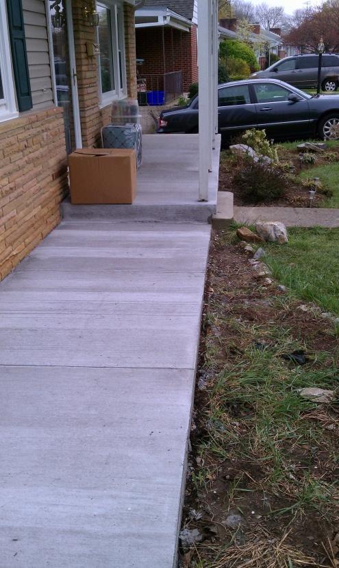 Concrete repair restoration advice page 2 concrete for Concrete advice