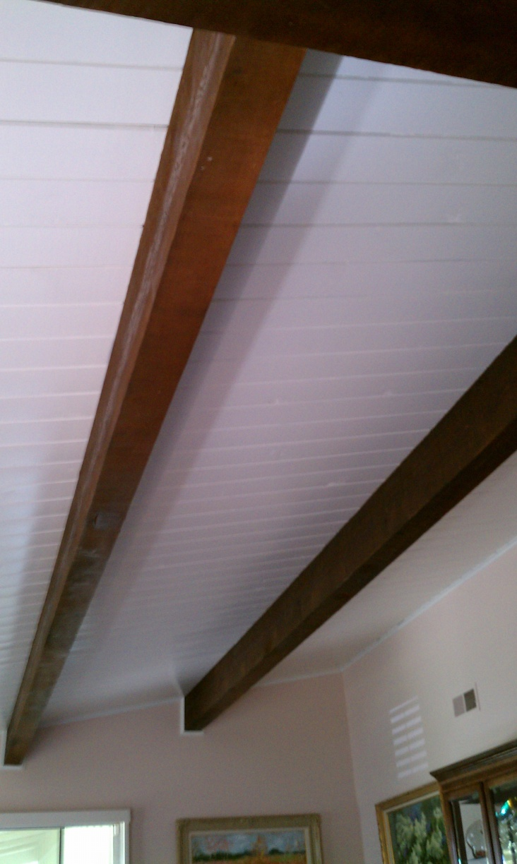 Skylights In Exposed Beam Roof Roofing Contractor Talk