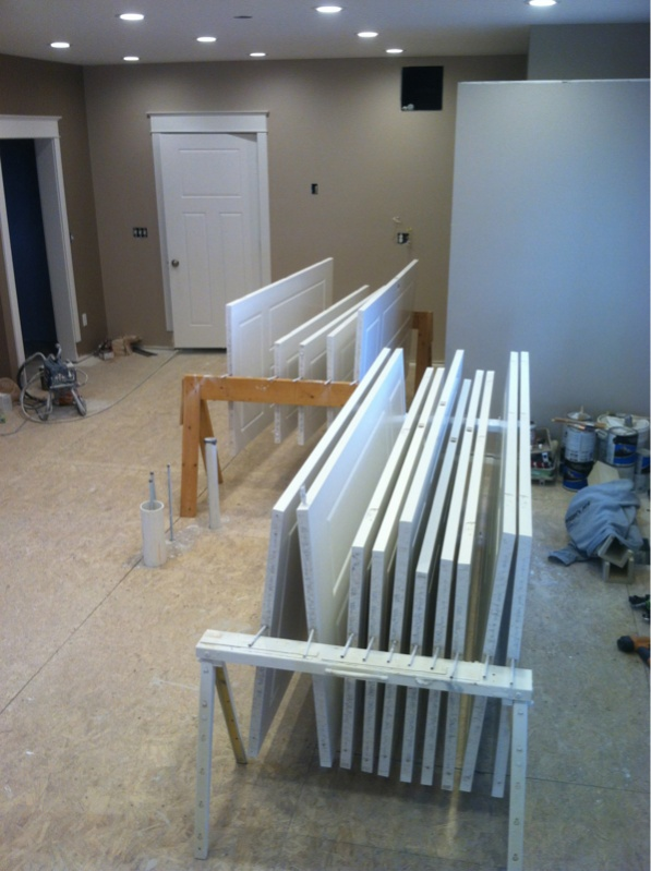Another method for bulk spraying interior doors-image-1007284478.jpg & Another Method For Bulk Spraying Interior Doors - Painting u0026 Finish ...