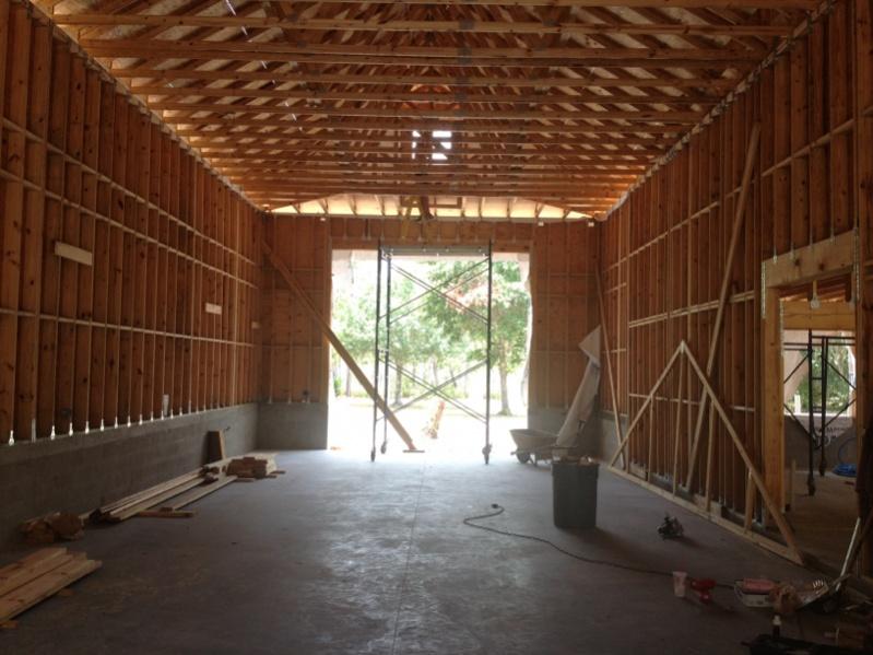 massive garage page 2 framing contractor talk. Black Bedroom Furniture Sets. Home Design Ideas
