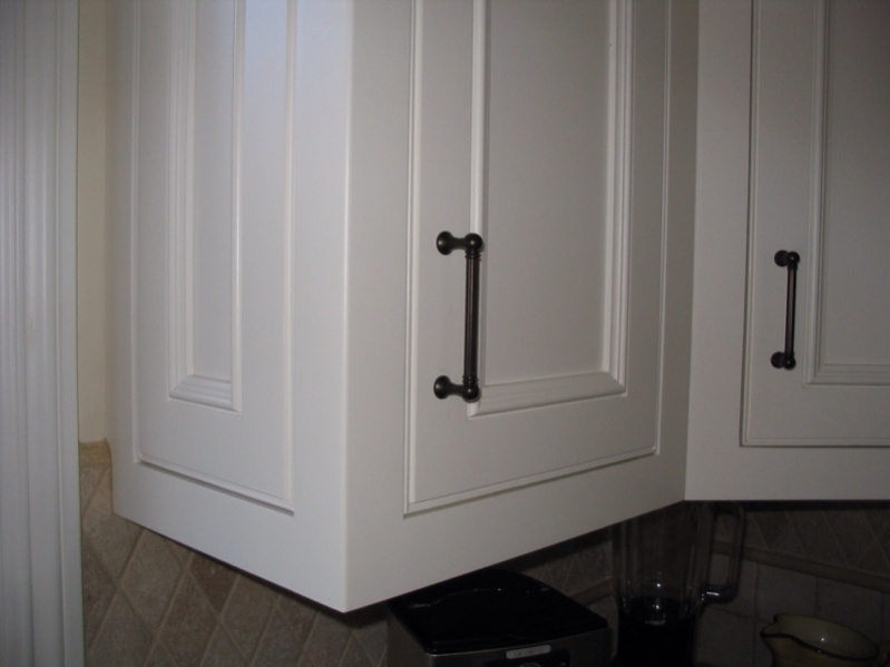 Adding Raised Panel Cabinet Quot Panels Quot To End Finish