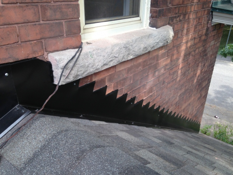 Chimney Counter Flashing Page 2 Roofing Contractor Talk
