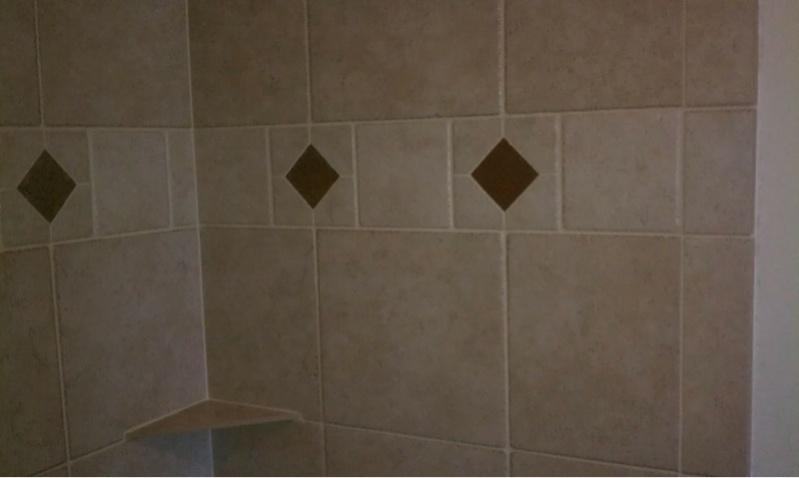 Awesome Simple Bathroom Shower Tile Ideas
