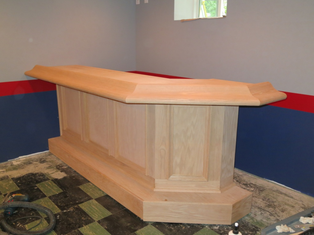 Custom Bar Build... - Page 3 - Finish Carpentry - Contractor Talk