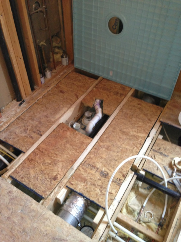 Akw Curbless Tile Shower Page 2 Tiling Contractor Talk