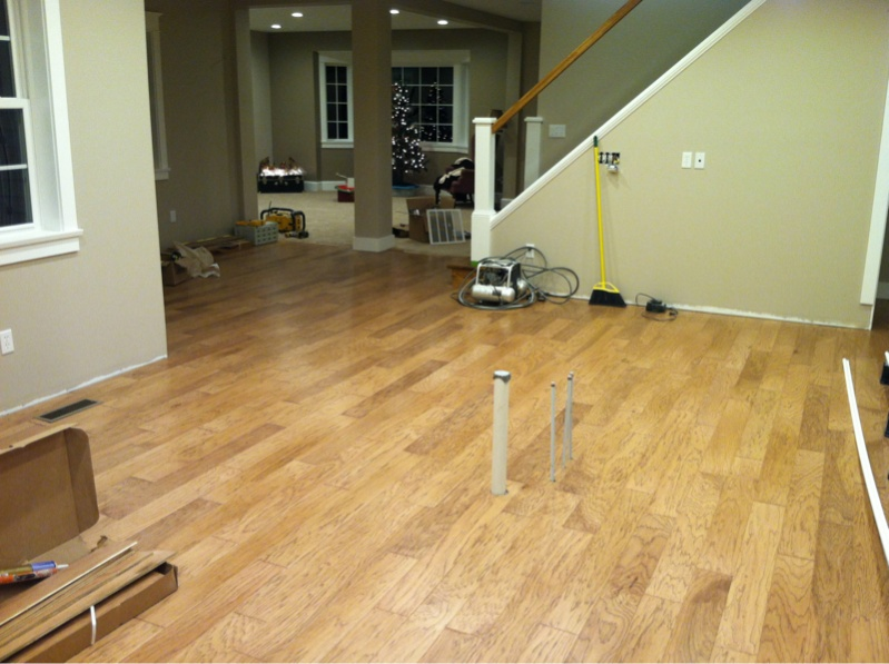 Shaw engineered hardwoods flooring contractor talk for Shaw wood flooring