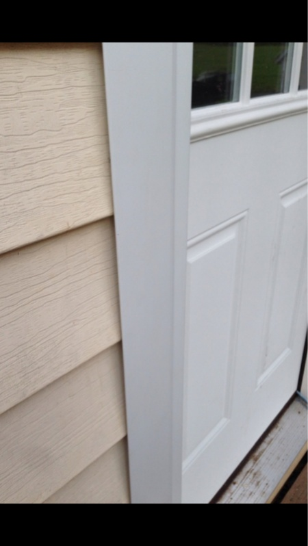 Trim On Aluminum Siding Windows Siding And Doors