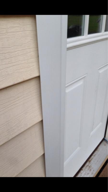 Trim On Aluminum Siding Windows Siding And Doors