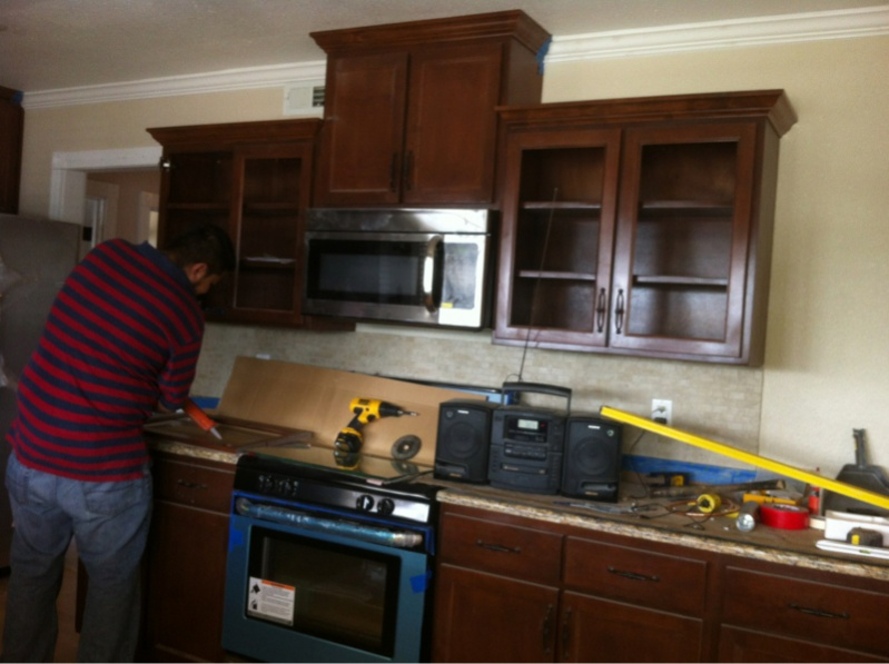 Custom Made Kitchen Cabinets Remodeling Picture Post Contractor Talk