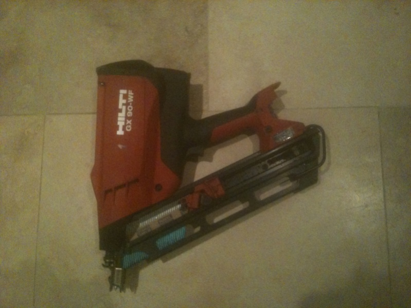 Hilti Framing Nailer