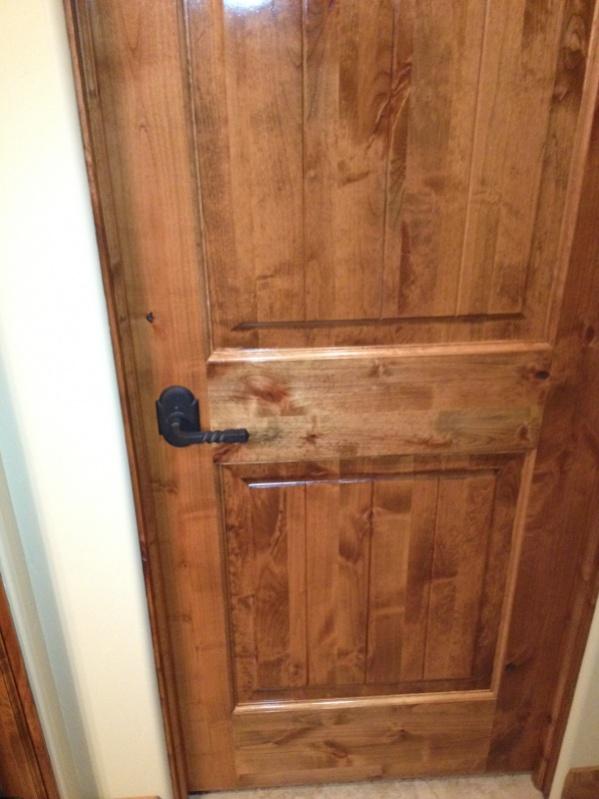 Kerfed Jambs For Donerghtwyo Image 189644011 Jpg .. & Door Kerf Jamb \u0026 S\u0026le Kit For Frame-Up Adjustable Kerf Steel Door ... Pezcame.Com