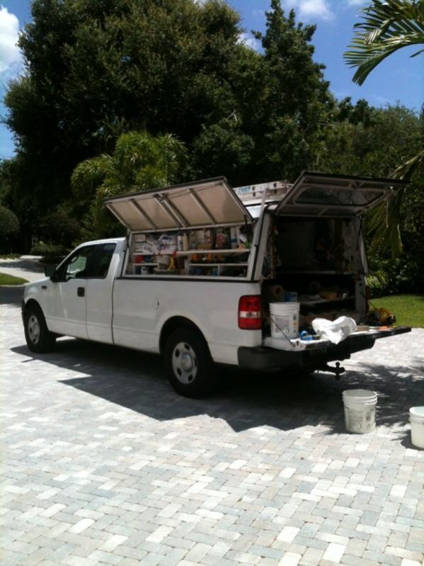 truck vs van page 2 vehicles contractor talk. Black Bedroom Furniture Sets. Home Design Ideas
