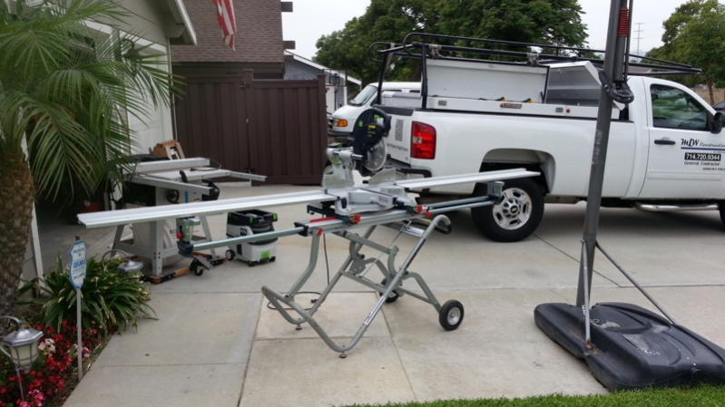 Miter Saw Stand And Fence Page 3 Tools Amp Equipment