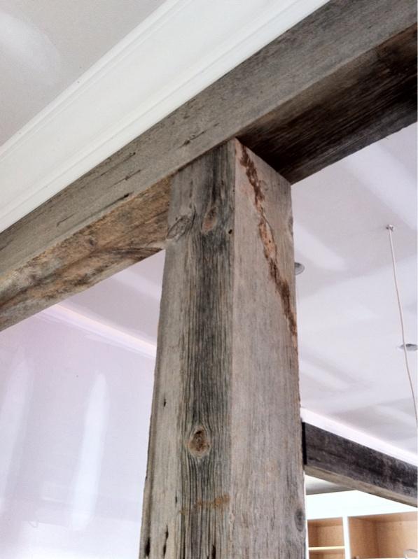 Reclaimed lumber beams-image-1948283953.jpg ... - Reclaimed Lumber Beams - Carpentry Picture Post - Contractor Talk