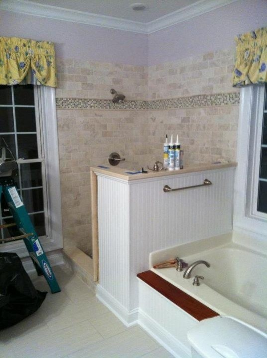 ... Wainscoting In Bathroom Image 2059525693