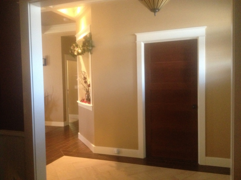 Does Stained Doors With White Moldings Work Image 2097606932 Jpg
