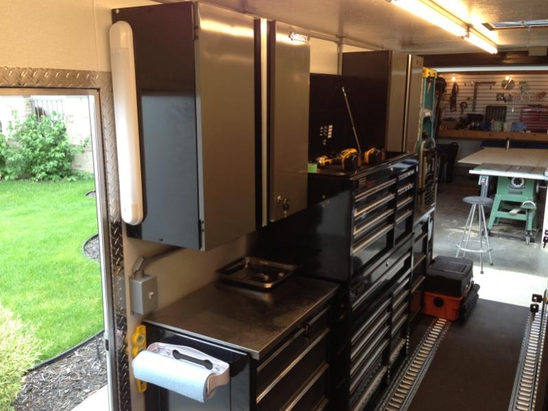 New Trailer Setup Vehicles Contractor Talk