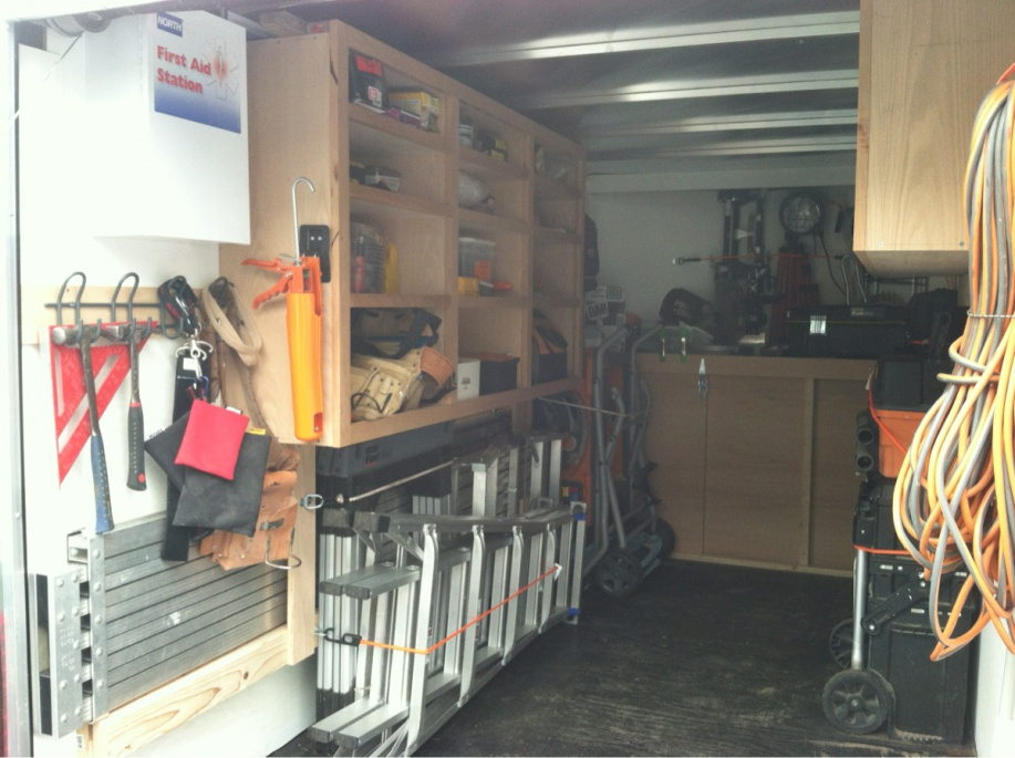 Small Truck Tool Box >> Trailer Set Up - Vehicles - Contractor Talk