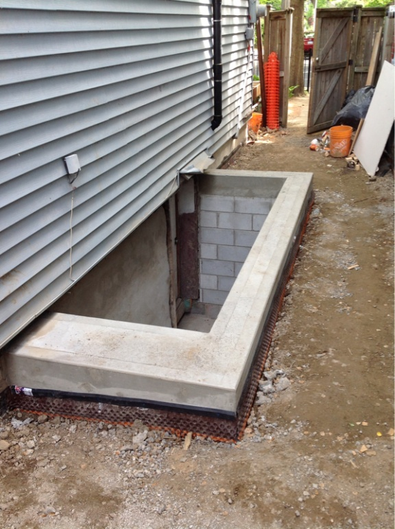Basement Stairs Outside Image 2300054667