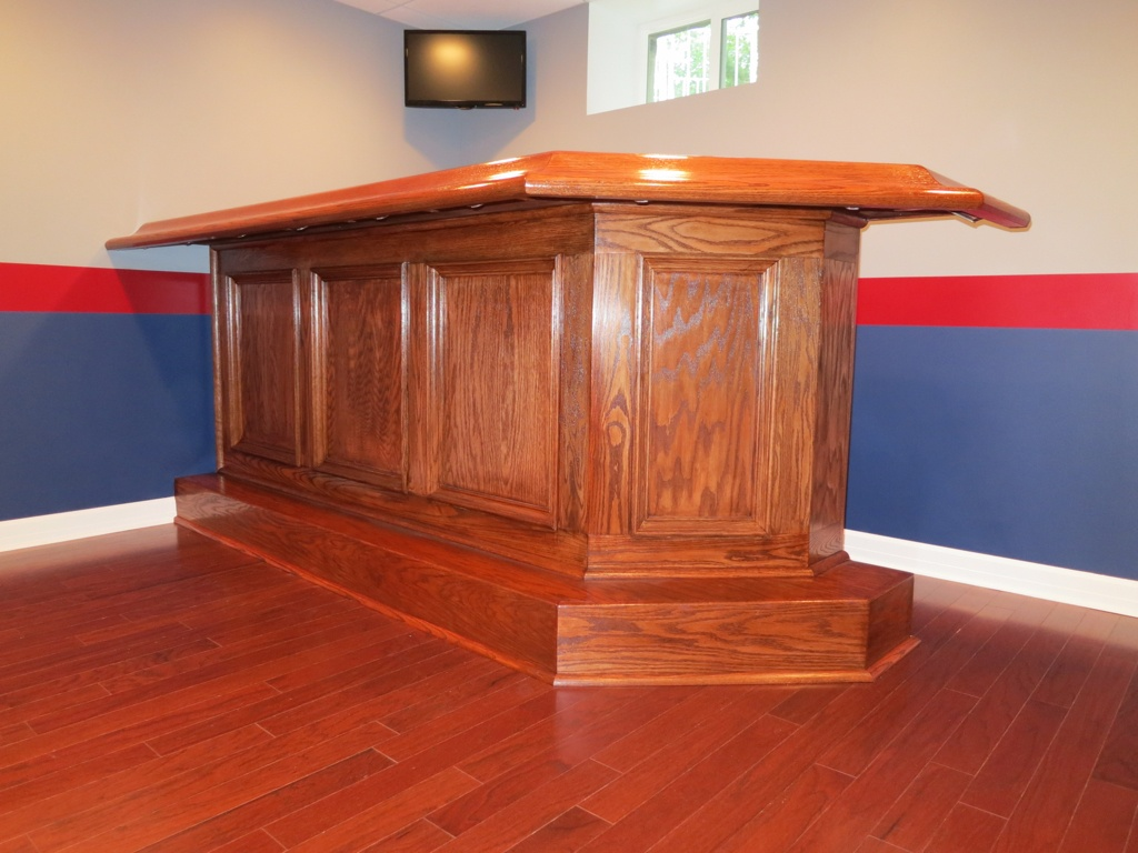 Custom Bar Build... - Page 3 - Finish Carpentry - Contractor Talk