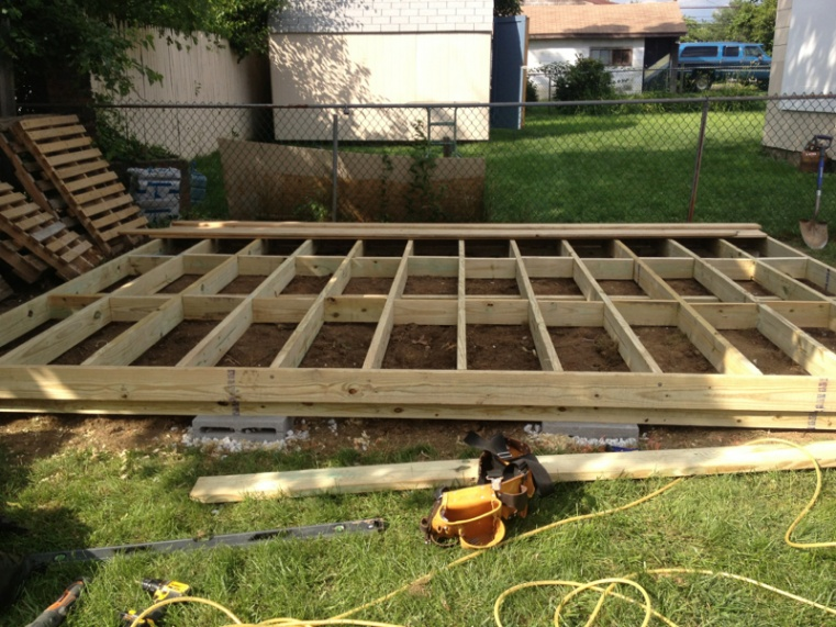 Freestanding Deck Need Ideas Page 8 Decks Amp Fencing
