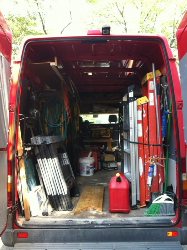 Show Me Your Sprinter Van Setup Page 2 Vehicles
