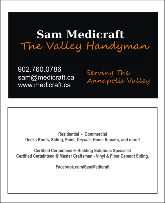 Show Your Business Card - Page 13 - Marketing & Sales - Contractor ...