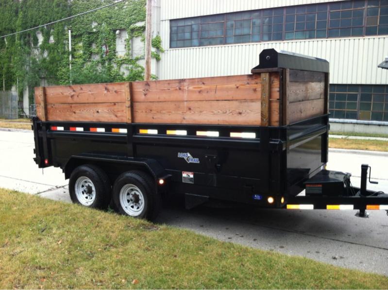 Dump Trailer Tools Amp Equipment Contractor Talk