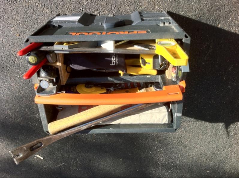 Hand Tool Storage Image 2701011484