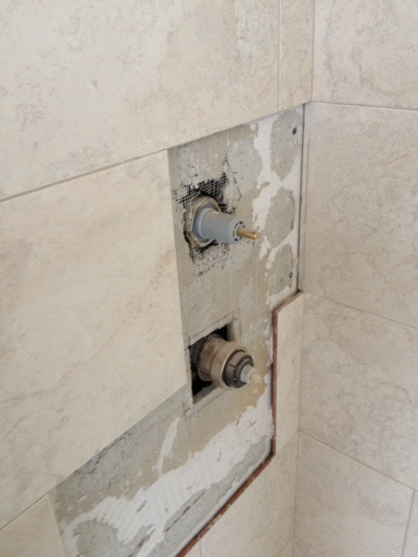 Replacing Shower Floor Tiles Flooring Contractor Talk