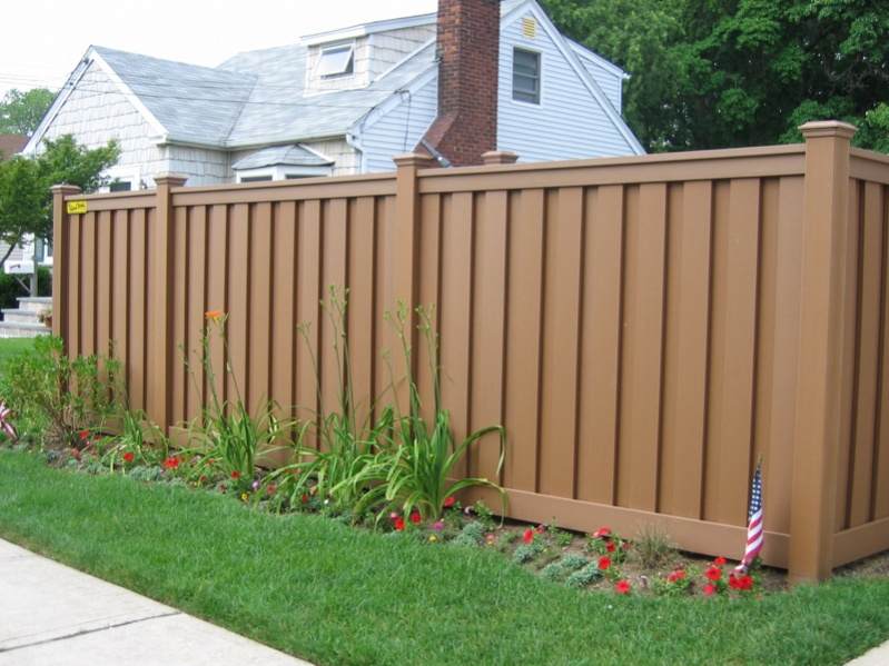 Picket spacing decks fencing contractor talk for Good neighbor fence plans