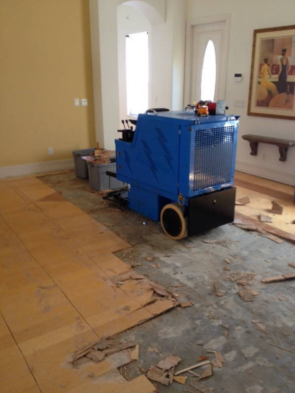 How To Remove Wood Floor Glue From Concrete Slab Carpet
