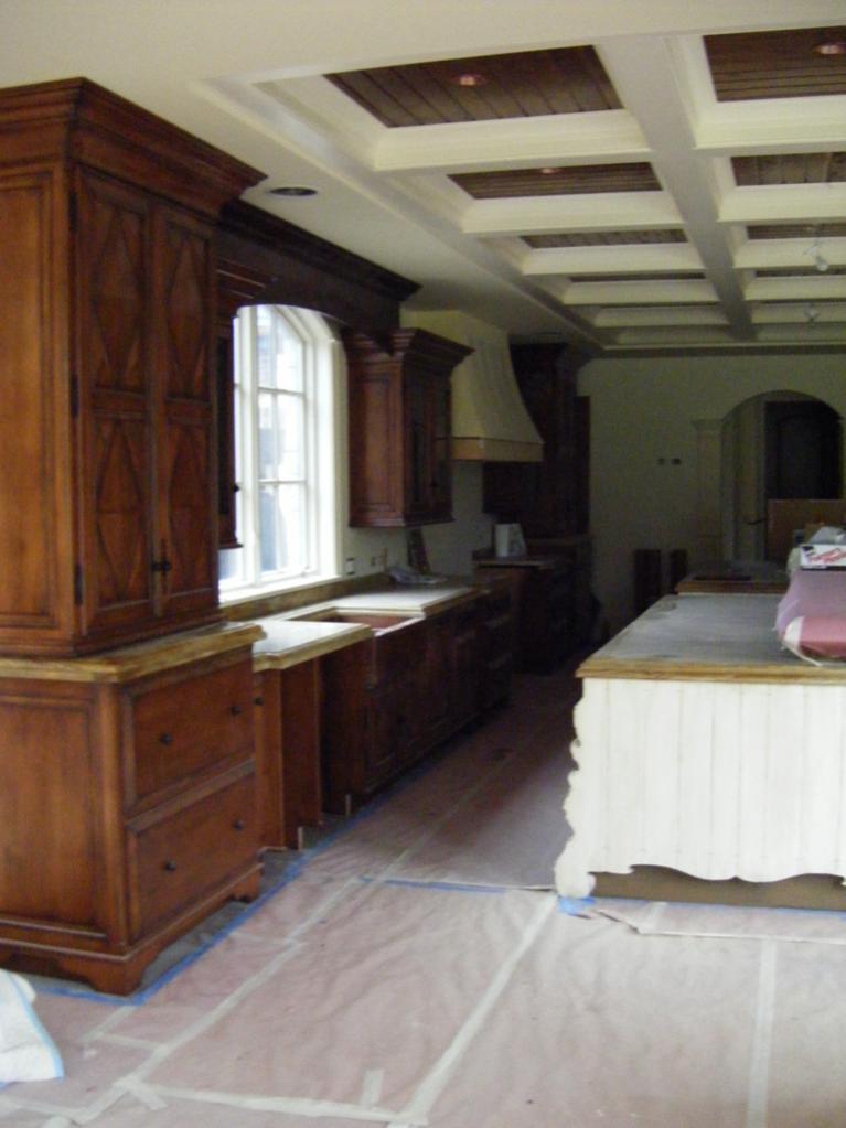 Kitchen Cabinet Carpentry Picture Post Contractor Talk