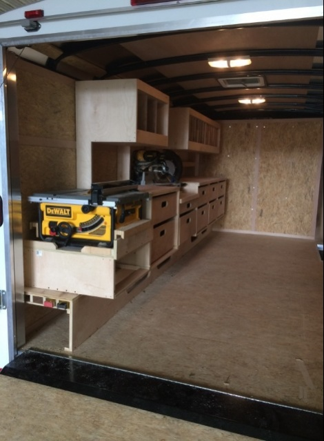 Job Site Trailers Show Off Your Set Ups Page 67