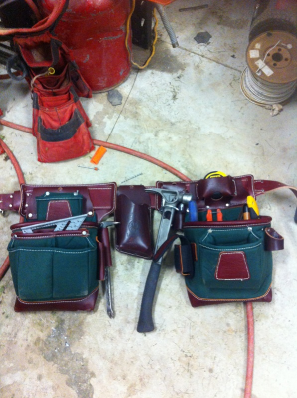 Looking For A Used Set Of Occidental Bags To Buy..... - Tools ...