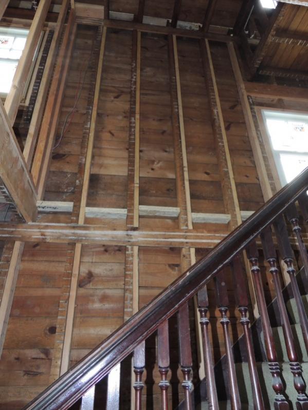 Anderson Windows Reviews >> Renovating Balloon Framed House - Page 2 - Framing ...