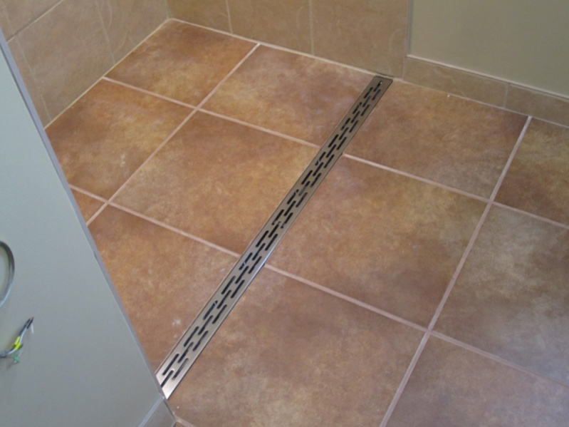 Curbless Shower Master Bath On A Slab Image 331286896 Jpg